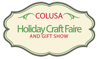 Holiday Craft Faire Colusa County Fairgrounds, click for home.