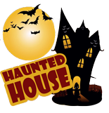 Haunted House, click for home.